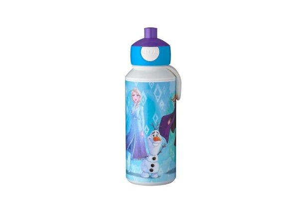 Trinkflasche Pop-up Campus 400 ml -  frozen 2