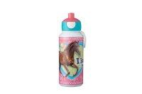 Trinkflasche Pop-up Campus 400 ml - my horse