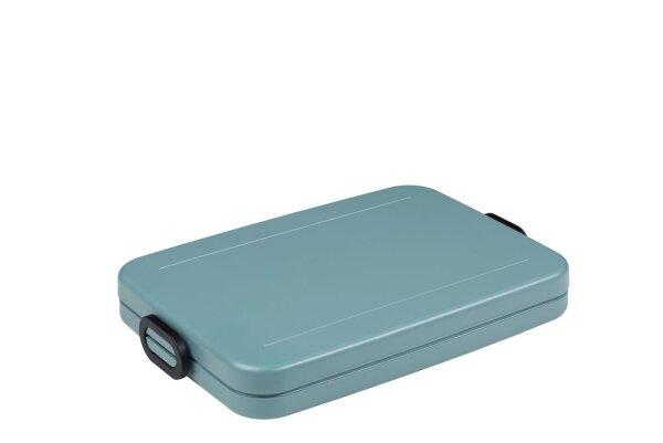 lunchbox take a break flat - nordic green