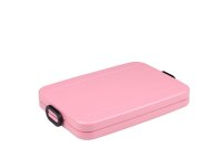lunchbox take a break flat - nordic pink