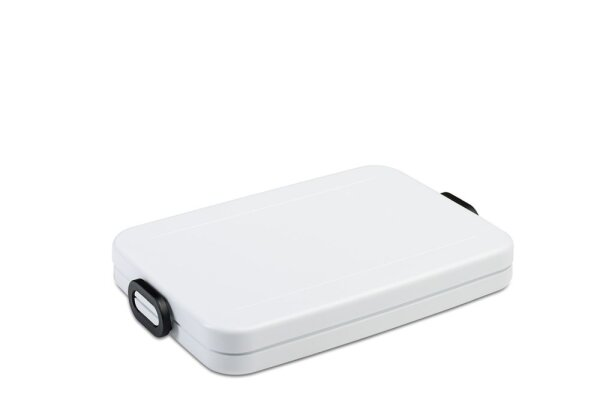 lunchbox take a break flat - weiß
