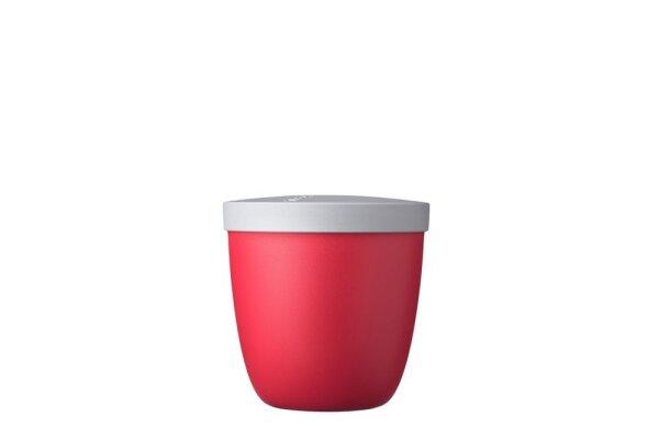 Snackpot Ellipse 500 ml - nordic red