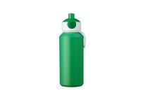 Trinkflasche Pop-up Campus 400 ml - grün