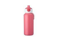 Trinkflasche Pop-up Campus 400 ml - rose