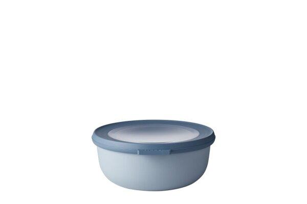 multischüssel cirqula rund 750 ml - nordic blue