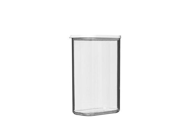 Vorratsdose Modula 2000 ml - weiß