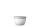 Snackpot Ellipse 350 ml - weiß
