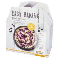 Easy Baking, Springform mit einem Boden, Ø 16 cm,...