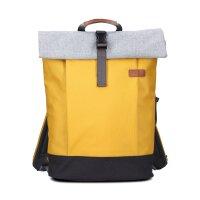 BENNO Rucksack BE250 yellow