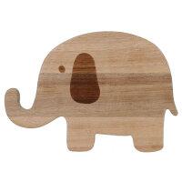 "Kids Holzbrettchen ""Elefant"""