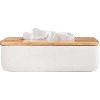 """Tissue-Box """"Gesicht"""""""