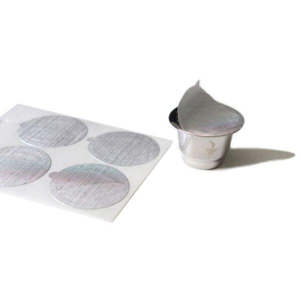 Ersatz-Aroma-Sticker CONSCIO, 80 Stück