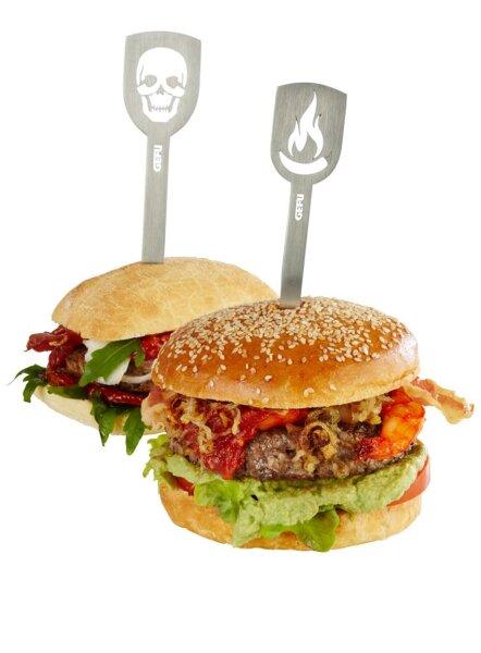 Hamburger-Spieße TORRO, 2 Stück