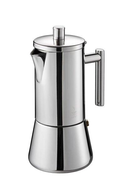 Espressokocher NANDO, 4 Tassen
