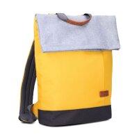 BENNO Rucksack BE200 yellow