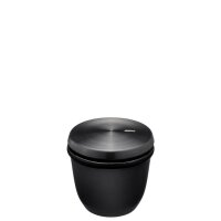 Salz- und Gewürzdose X-PLOSION®, schwarz