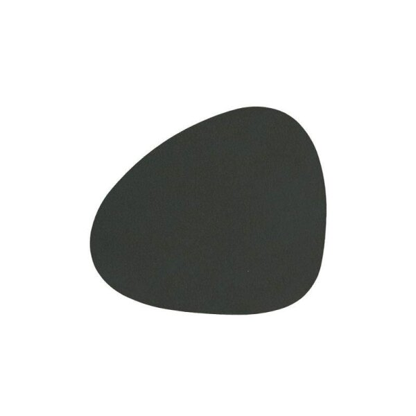 Glasuntersetzer Curve NUPO/Dark Green