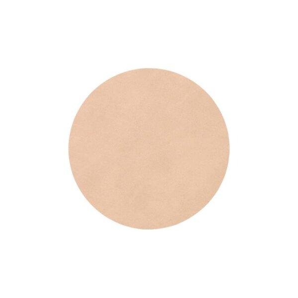 Glasuntersetzer rund 10cm sand/Nupo