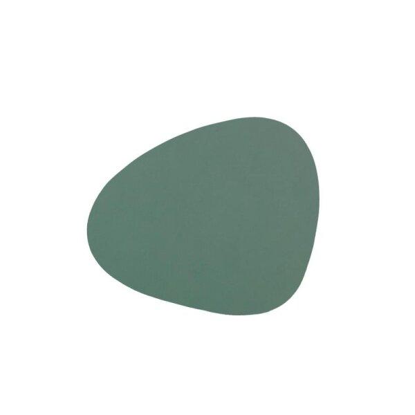 Glasuntersetzer Curve pastel green/Nupo