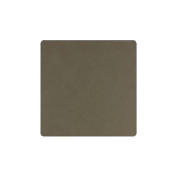 Glasuntersetzer Square Nupo Army Green