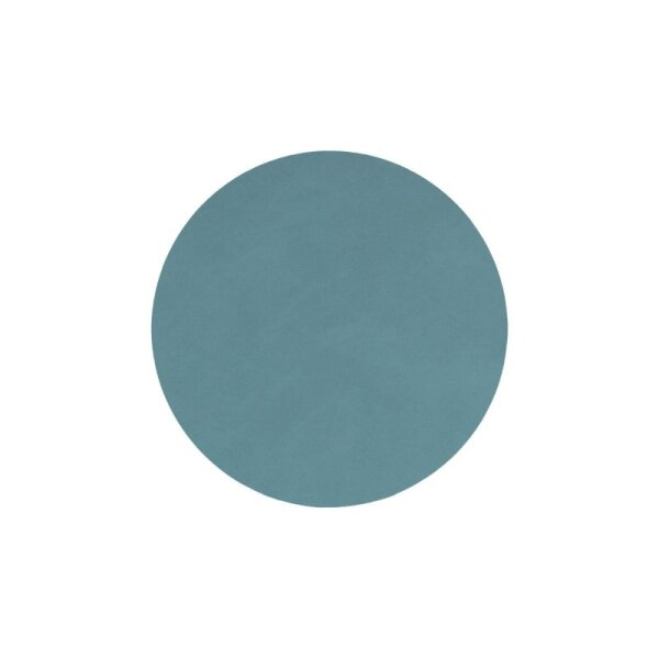 Glasuntersetzer rund 10cm light blue/Nupo