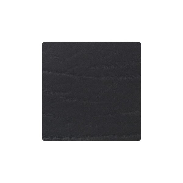 Glasuntersetzer Square Buffalo Black