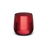 Mino+ speaker bt - metallic red