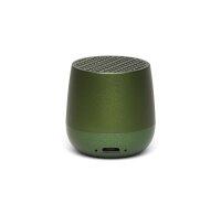 Mino+ speaker bt - dark green