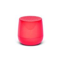 Mino+ speaker bt - abs pink fluo