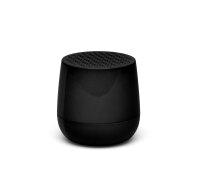 Mino+ speaker bt - abs glossy black