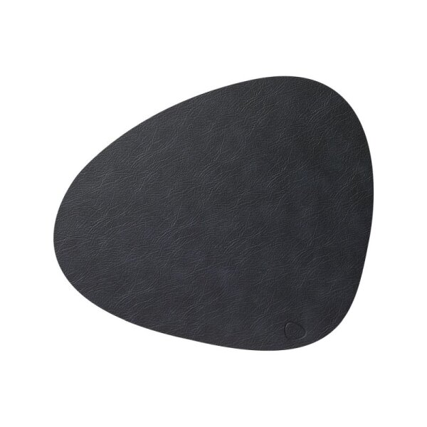 Tischset Curve L Cloud Black