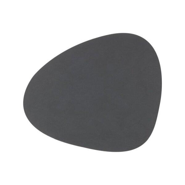 Tischset Curve L Nupo Anthracite