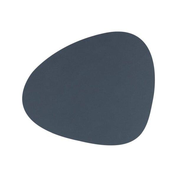 Tischset Curve L Nupo Dark Blue