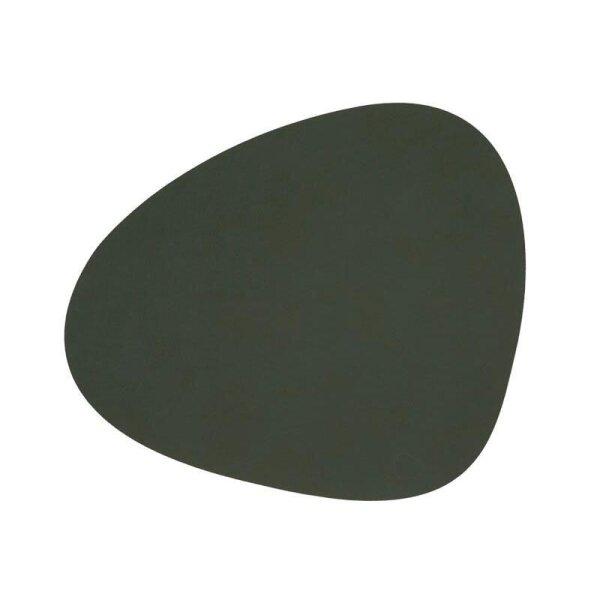 Tischset Curve L Nupo Dark Green