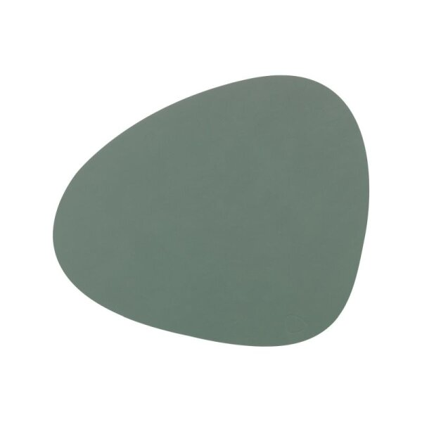 Tischset Curve L Nupo Pastel Green