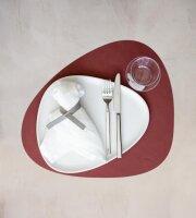Tischset Curve L Nupo Red