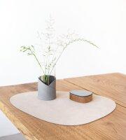 Tischset Curve L Nupo Sand