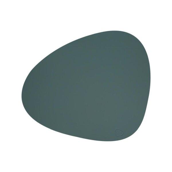 Tischset Curve L Softbuck Pastel Green