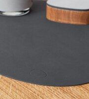 Tischset Curve L wendbar Nupo Ant./Light Grey