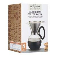 Le'Xpress Slow Brew Coffee Maker