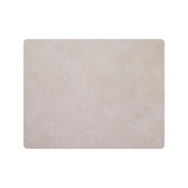 Tischset Square L Cloud Light Grey