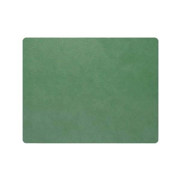 Tischset Square L Hippo Forest Green