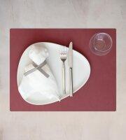Tischset Square L Nupo Red