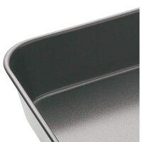 MasterClass Auflaufform 34 x 26 x 7 cm, antihaftbeschichtet