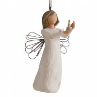 Angel of Hope Ornament