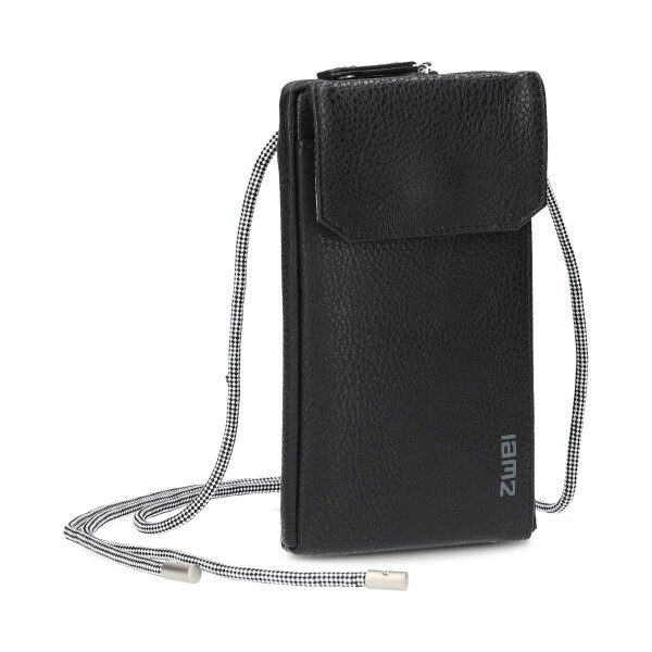 MADEMOISELLE.M Phone Bag MP30 noir