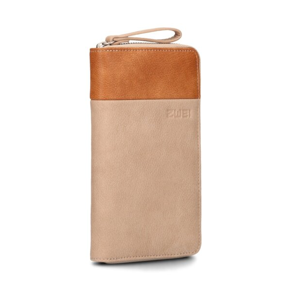 EVA Wallet EV2 nubuk-sand