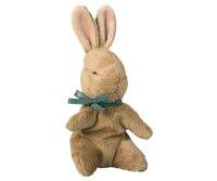 Baby Bunny w. blue ribbon