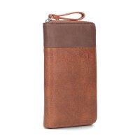 EVA Wallet EV2 cognac