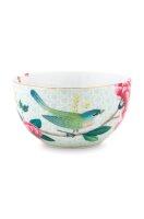 Bowl Blushing Birds White 12cm
